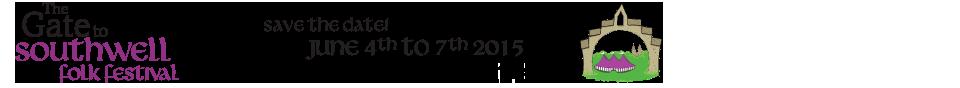 Southwell Folk Festival logo